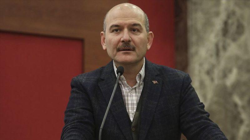 Bakan Soylu'dan 'Gezi Parkı olayları' değerlendirmesi