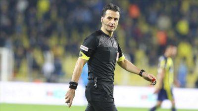 Kupada Fenerbahçe-GMG Kırklarelispor maçını Suat Arslanboğa yönetecek.