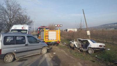 Bursa'da korkunç kaza: Çok sayıda yaralı…