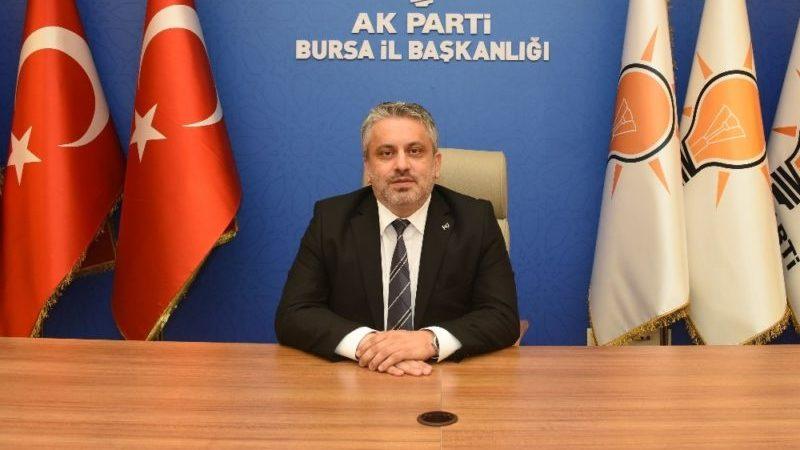 AK Parti Bursa'da kongre takvimi belli oldu