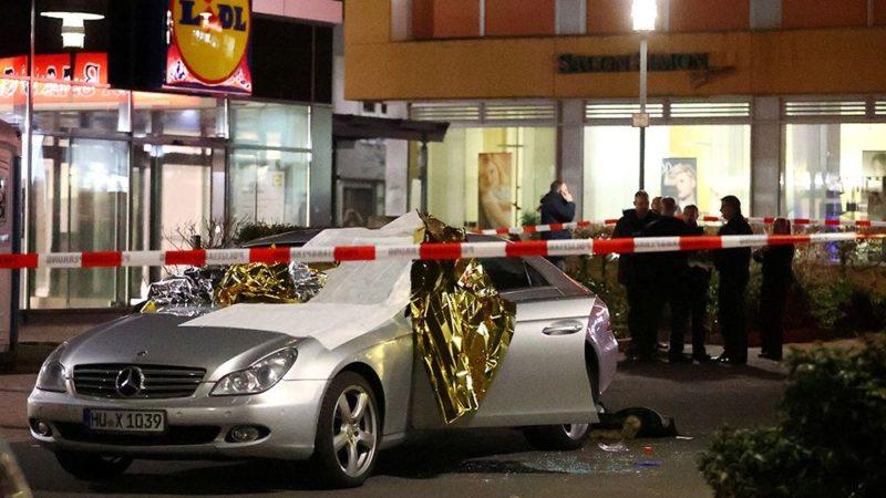 Almanya'nın Hanau kentinde silahlı saldırı: Zanlı annesini öldürüp intihar etti