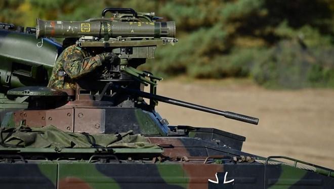 Almanya'dan Türkiye'ye yeni silah satışı izni