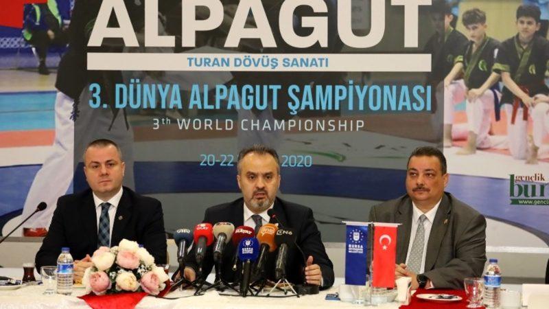 40 ülkeden 650 sporcu… Dünya Şampiyonası Bursa'da…