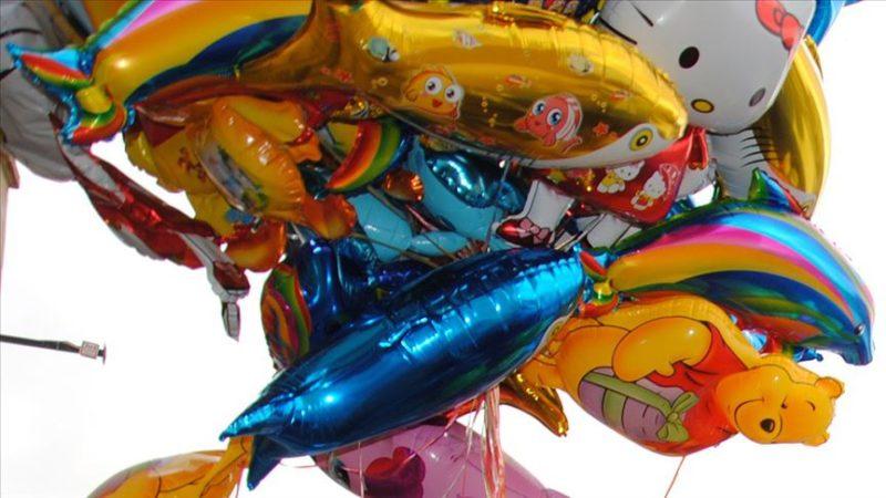 Bakanlık'tan 'uçan balon' uyarısı