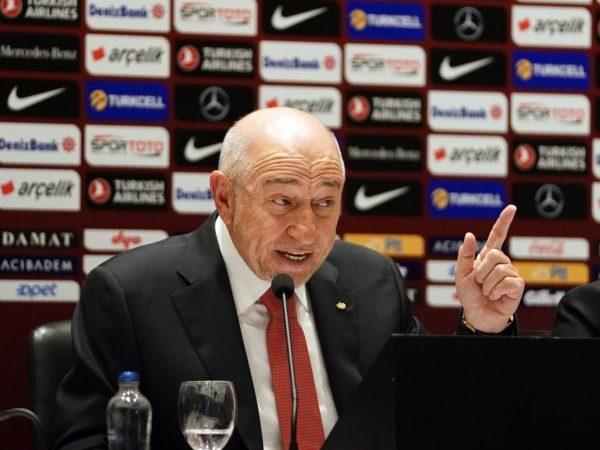 TFF Başkanı Özdemir şart koştu; Uygun görürlerse…