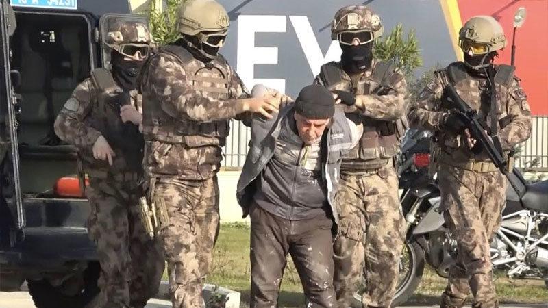 Bursa'da yakalanmıştı! Her şeyi tek tek anlattı