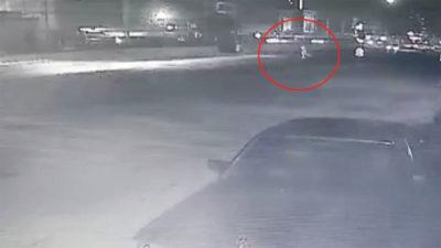 Bursa'daki feci kaza kamerada! Genç kadın…