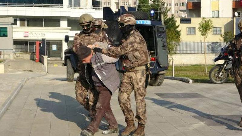 DEAŞ'lı sözde yönetici Bursa'da yakalandı