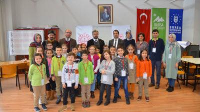İlk 'Çocuk Çalıştayı' Bursa'da