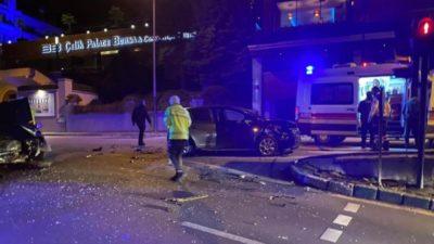 Bursa'da feci kaza: Yaralılar var…