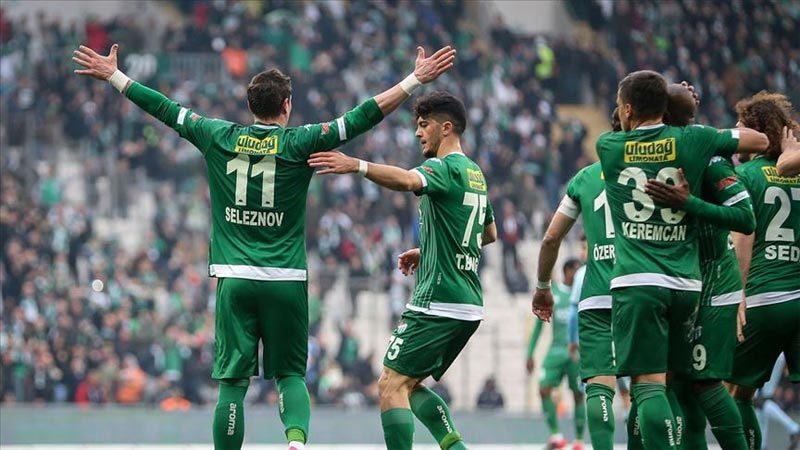 Play-Off'ta ilk raund… Bursaspor, Adana Demir'i ağırlıyor…. Haydi Timsah Süper Lig aşkına…