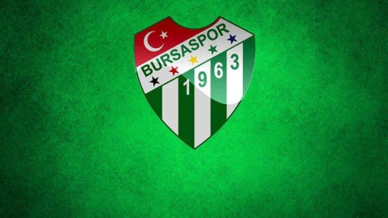 Bursaspor duyurdu! 18 yaşındaki futbolcu…