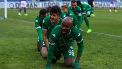 Erzurum'da maç başladı… Haydi Timsah; ZİRVE AŞKINA…