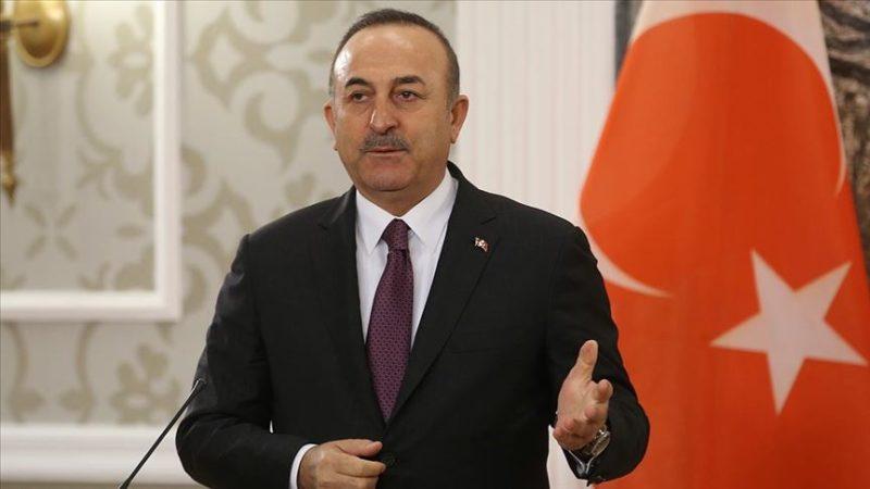 Çavuşoğlu'ndan Rusya ve İran'a çağrı: Durdurmalı