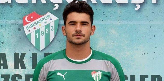 Genç kaleci Makedonya'ya transfer oldu