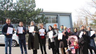 Bursa'da servis ücretiyle şoke olan velilerden tepki