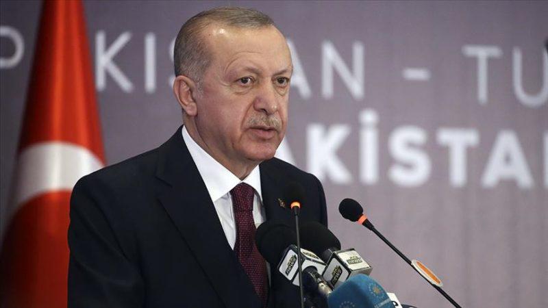 Erdoğan: Türkiye'ye yatırım yapan hiç kimse pişman olmadı