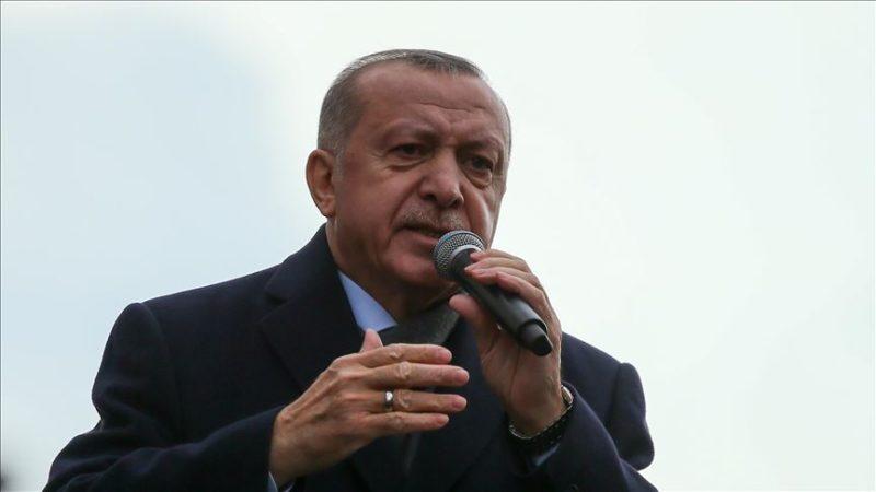 Erdoğan'dan İdlib için dörtlü zirve açıklaması