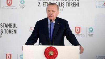 Erdoğan: Türkiye'nin geleceği teknolojide ve inovasyondadır