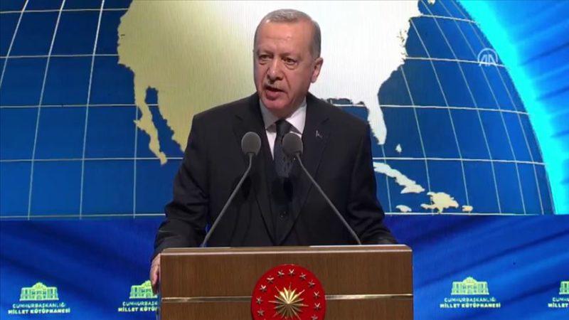 Almanya'daki saldırıyla ilgili Erdoğan'dan açıklama