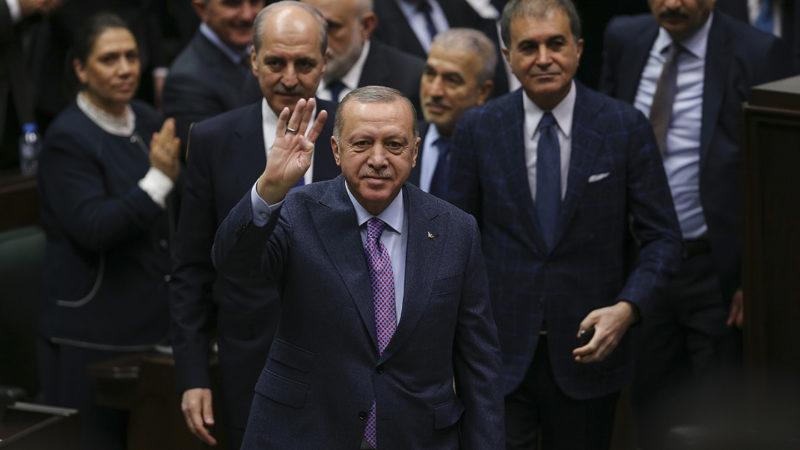Erdoğan'dan darbe iddialarına ilişkin açıklama