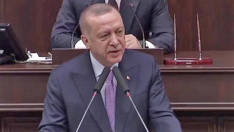 Erdoğan'a büyük sürpriz… Grup toplantısında…