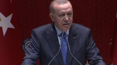 Erdoğan'dan flaş açıklamalar; Rusya'nın desteği olmasa ayakta duramaz…