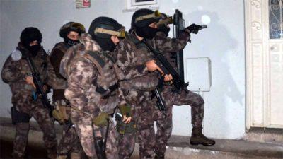 Bursa'da terör operasyonu! Böyle yakalandılar