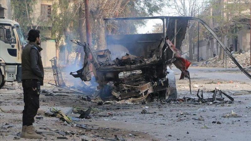Ilımlı muhalif gruplardan İdlib'in güneyinde operasyon