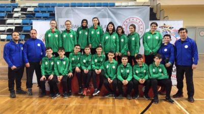Osmangazi'de judo rüzgarı dinmiyor