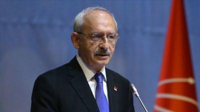 Kılıçdaroğlu'ndan dış politika eleştirisi