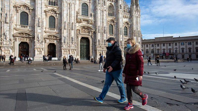 Koronavirüs Avrupa'da yayılıyor