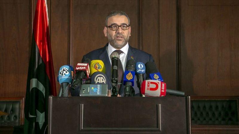 Libya Yüksek Devlet Konseyi Başkanı Meşri: Cenevre'ye gitmeyeceğiz