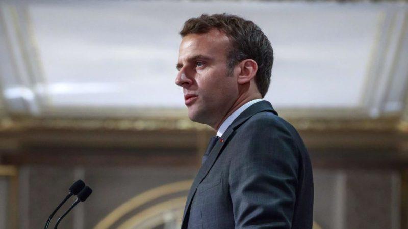Macron da imam yetiştirecek