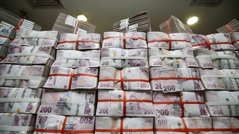 Toplam kredi stoku 2,8 trilyon liraya yaklaştı