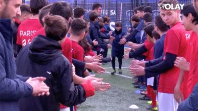 Bursa'da ikinci okulunu açtı… İki futbolcu PSG'ye gidecek!