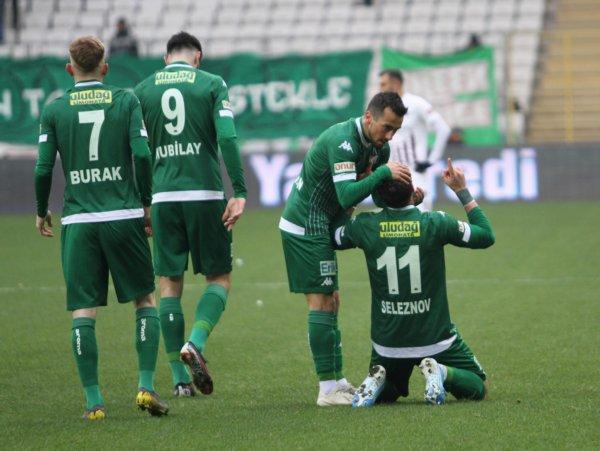 Bursaspor'un en büyük kozu… Gözler O'na çevrildi…