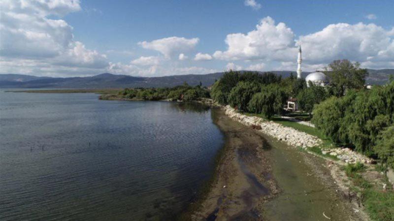 Mahkemeden İznik Gölü'nü kurtaran karar