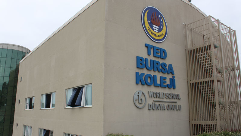 Bursa gençliğini yarına hazırlayan köklü eğitim kuruluşu TED Bursa Koleji