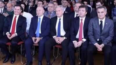 TFF'ye ana sponsor… Denizbank…