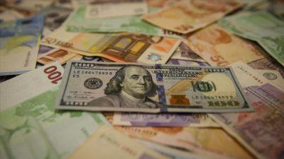 Özel sektörün yurt dışı kredi borcu 2019'da azaldı
