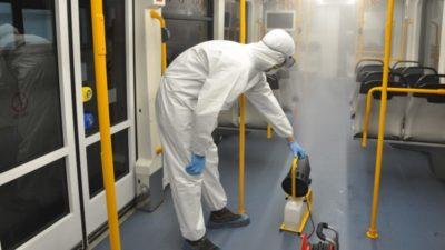 Bursa'da koronavirüs seferberliği