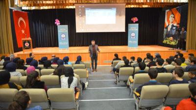Yıldırımlı öğrencilere motivasyon semineri