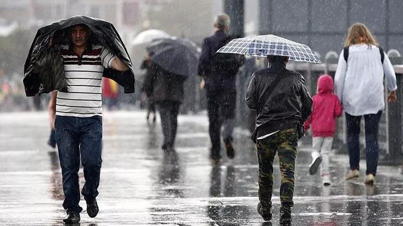 Meteoroloji'den sağanak yağmur kar yağışı uyarısı