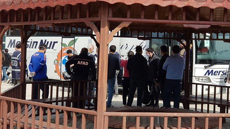 KKTC'den getirilen 143 Türk vatandaşı karantinaya alındı!