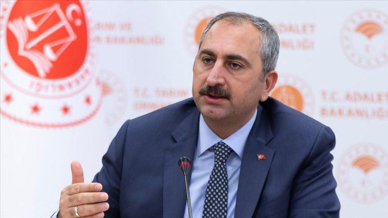 Adalet Bakanı'ndan Halil Sezai açıklaması
