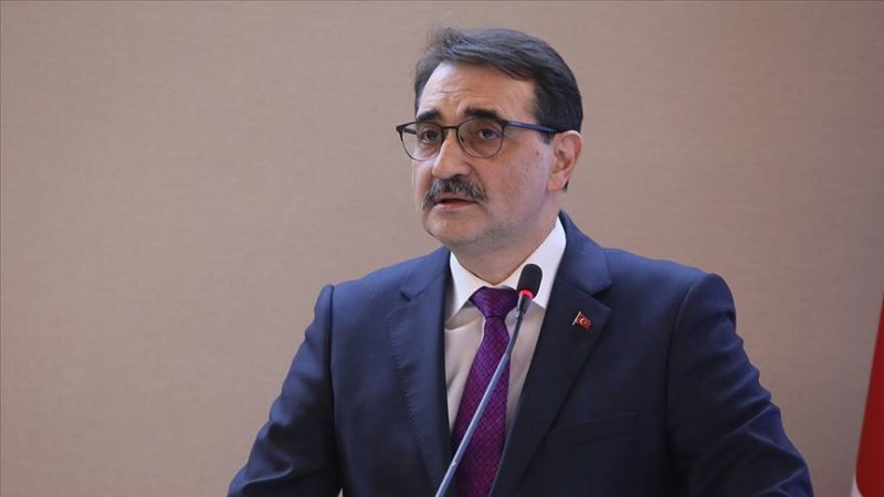 Bakanı Dönmez: Bor katkılı el dezenfektanının seri üretimine başlıyoruz