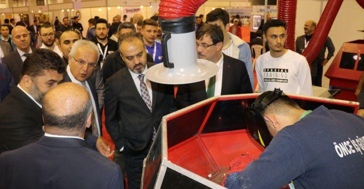 Bursa Bilim Festivali'nde bir ilk