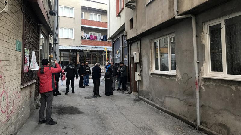 Bursa'da koca vahşeti!