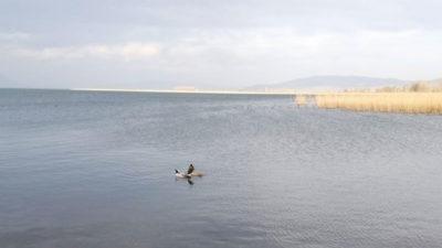 BUSKİ'den açıklama: İznik'te göle deşarj söz konusu değil